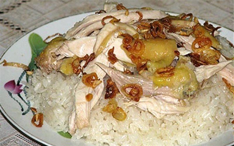 Cách Làm Xôi Gà Vị Dừa Cực Thơm Ngon, Cho Bữa Sáng