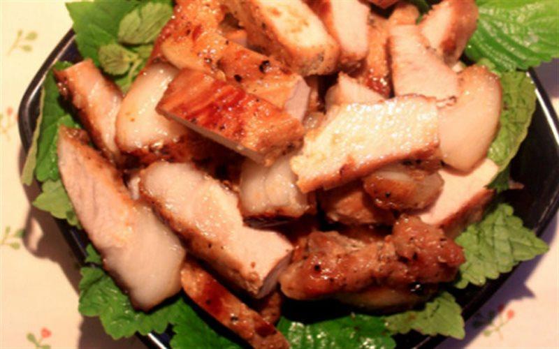 Cách Làm Thịt Heo Chiên Áp Chảo Ngon Mềm Ngọt