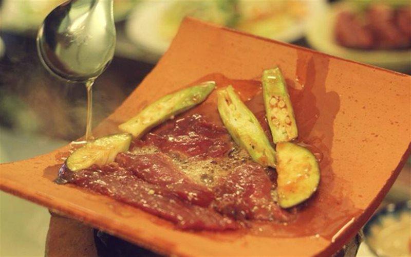 Cách làm Thịt Bò Nướng Ngói ngon miệng, đơn giản tại nhà