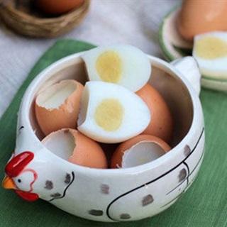 Cách làm rau câu hình trứng gà