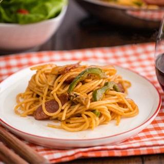 Cách Làm Spaghetti Xào Xúc Xích Đơn Giản, Cực Ngon