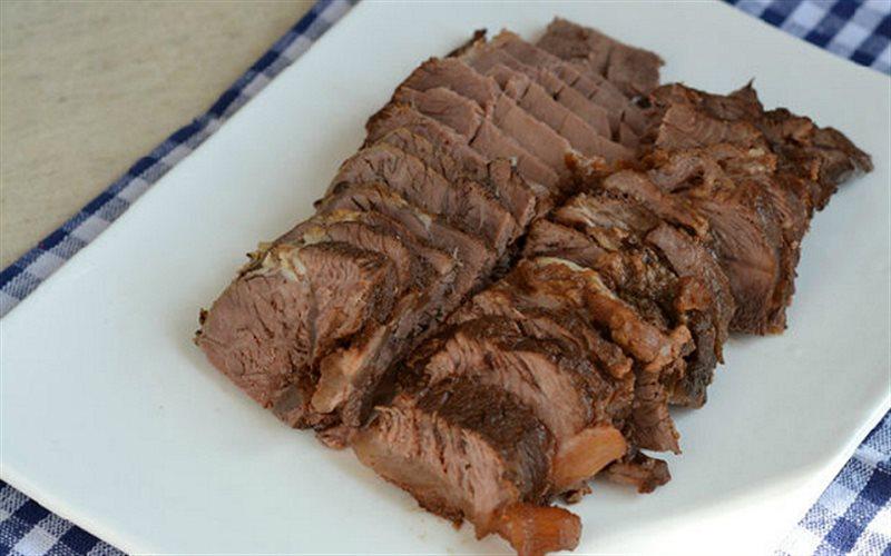 Cách Làm Thịt Bắp Bò Om Nước Tương Ngon Khó Cưỡng