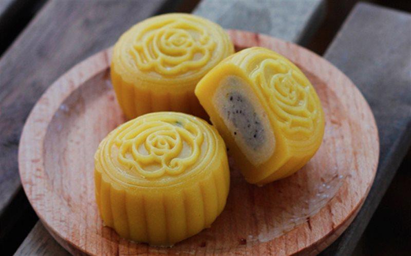 Cách Làm Bánh Dẻo Tuyết Vị Chanh Leo Thơm Ngon