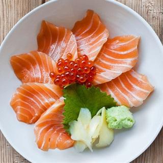 Cách Làm Sashimi Cá Hồi Tươi Ngon Giàu Dinh Dưỡng