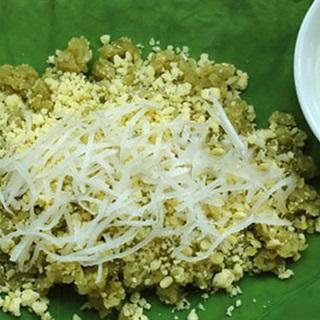 Cách Làm Xôi Cốm Dừa Nạo Cực Ngon Cho Bữa Sáng