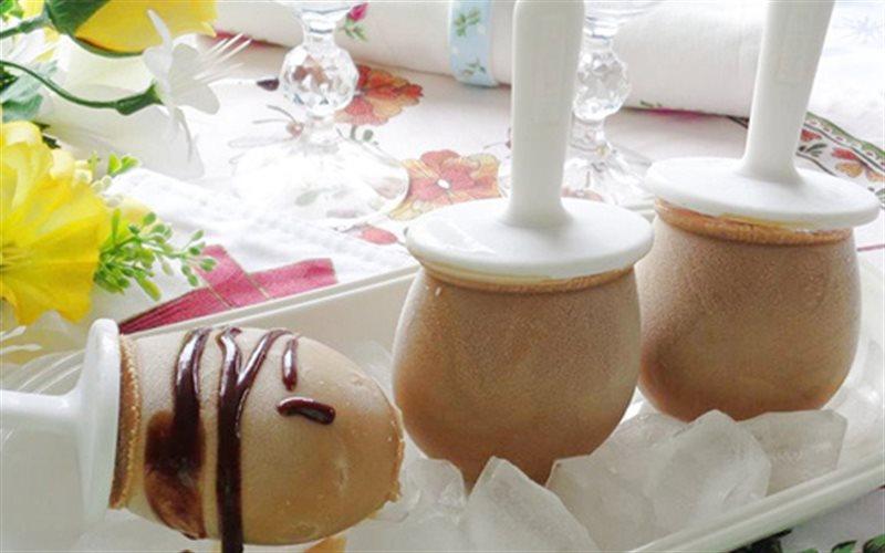 Cách Làm Kem Cà Phê Sữa Nhanh Gọn Ngay Tại Nhà