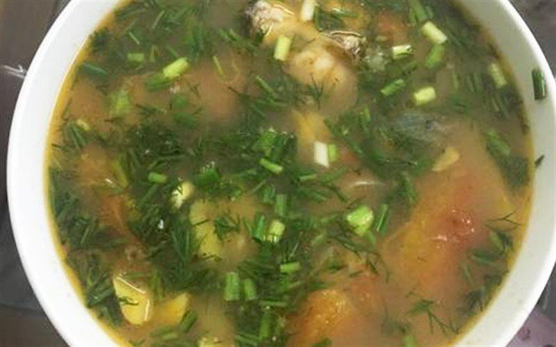 Cách Nấu Canh Riêu Cá Lóc Thơm Ngon Cho Cả Nhà