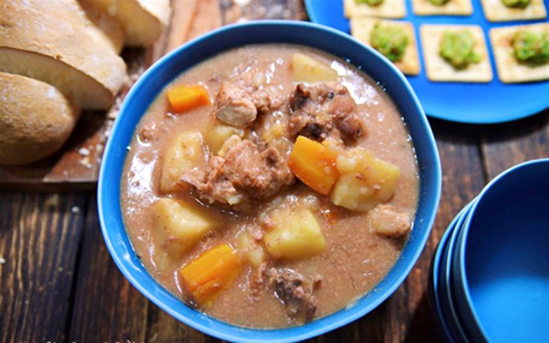 Cách Nấu Thịt Gà Pa Tê Đậm Vị, Thơm Ngon Cực Kỳ