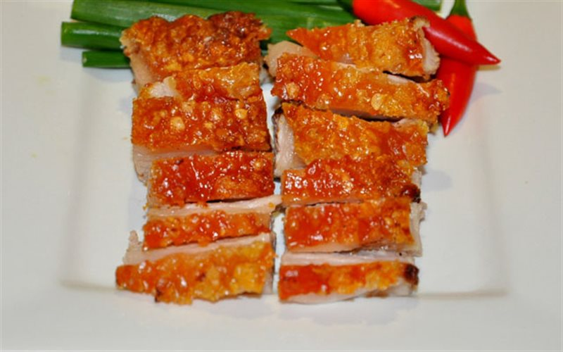 Cách làm Thịt Quay Chay giòn rụm lạ miệng mà dễ làm tại nhà