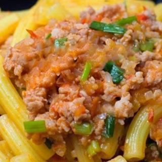 Cách Làm Nui Xào Thịt Heo | Ăn Sáng Ngon Miệng