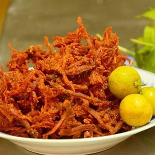 Cách Làm Thịt Bò Khô Xé Sợi | Cay Thơm, Đơn Giản