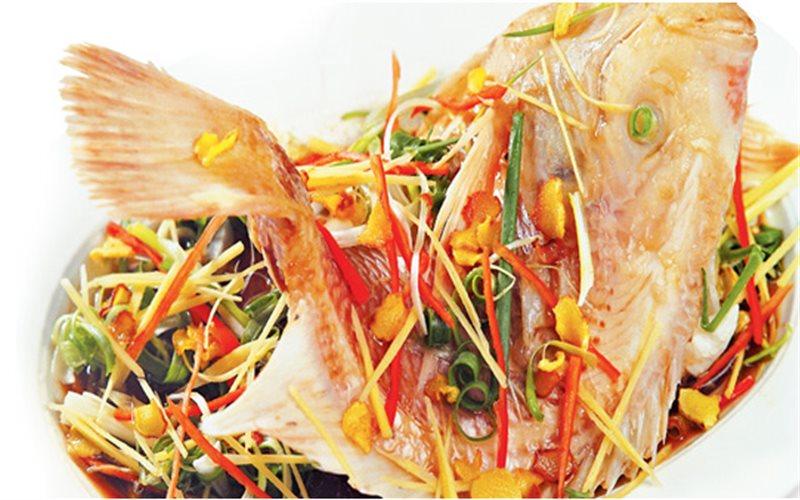 Cách làm Cá Diêu Hồng Hấp Xì Dầu thơm ngon cho ngày lạnh