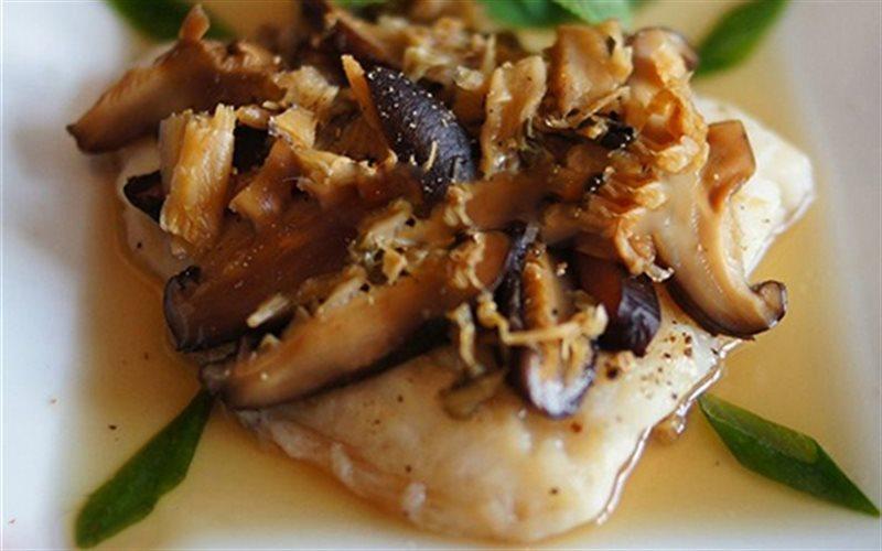 Cách làm Cá Hấp Nấm Đông Cô Thơm Ngon Tại Nhà