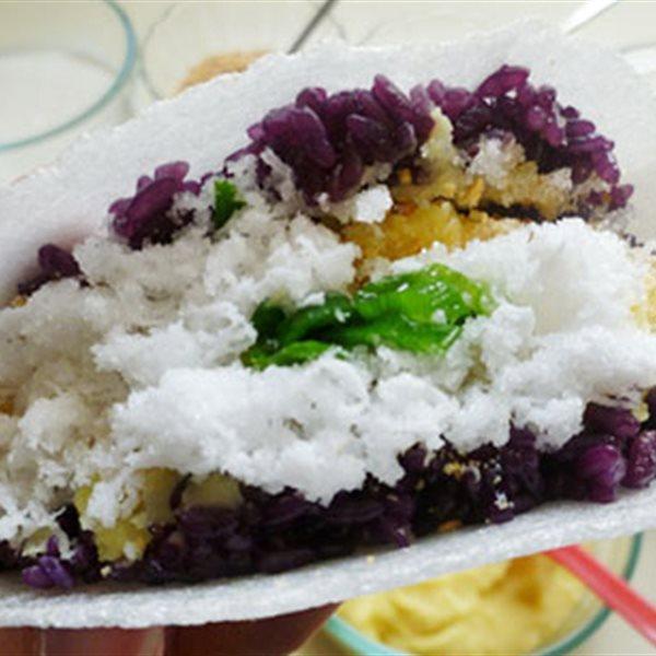 Những món ăn ngon từ nếp cẩm (nếp than) không thể bỏ qua