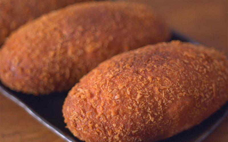 Cách Làm Bánh Bao Cà Ri Lạ Miệng Cực Thơm Ngon