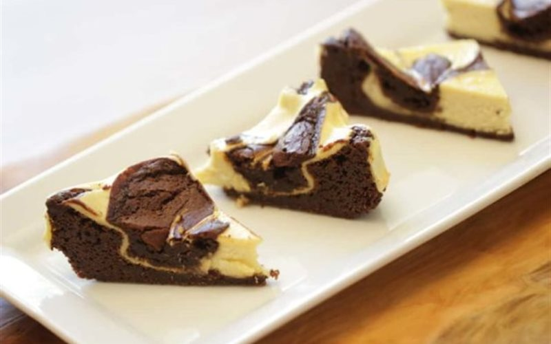 Cách làm Cream cheese Brownies
