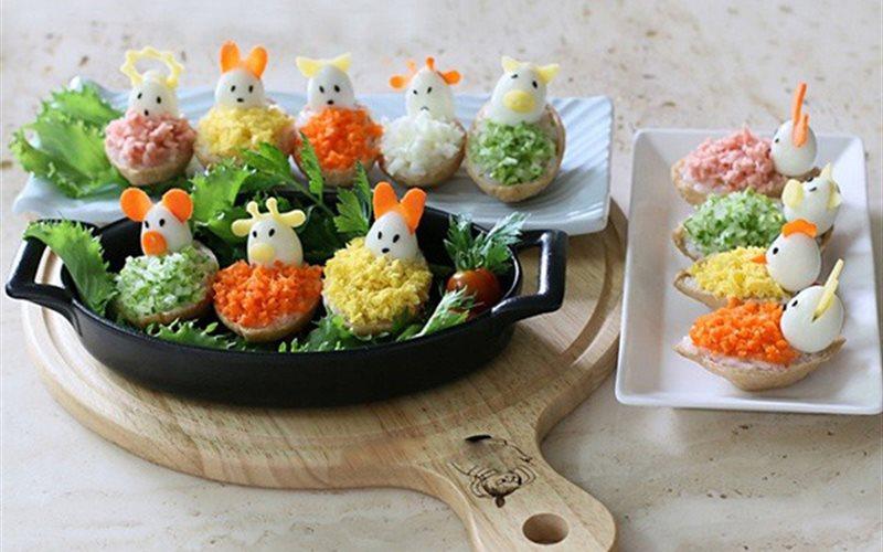 Cách Làm Sushi Đậu Hũ Đơn Giản Hấp Dẫn Mời Cả Nhà