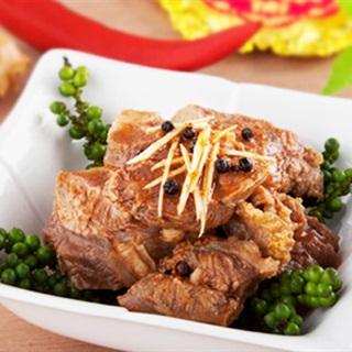 Cách làm Bò Kho Tiêu cay nồng đậm đà cho bữa cơm gia đình