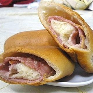 Cách Làm Bánh Mì Thịt Nguội Phô Mai Nướng Ngon