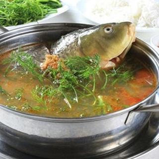 Cách Nấu Lẩu Cá Chép Thịt Gà Mới Lạ, Cho Bữa Tiệc
