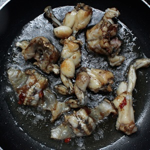 Cách nấu cháo ếch Singapore - ảnh 4.