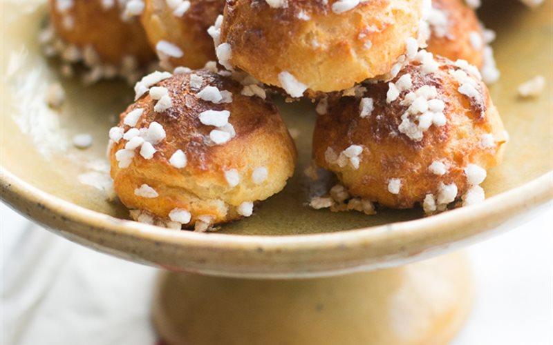 Cách làm Bánh Chouquette Pháp