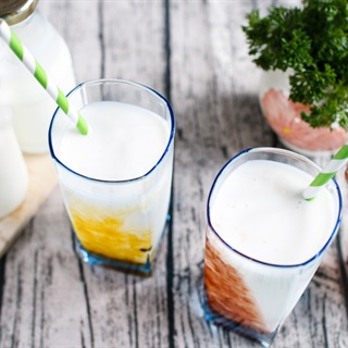 Cách làm sữa chua uống