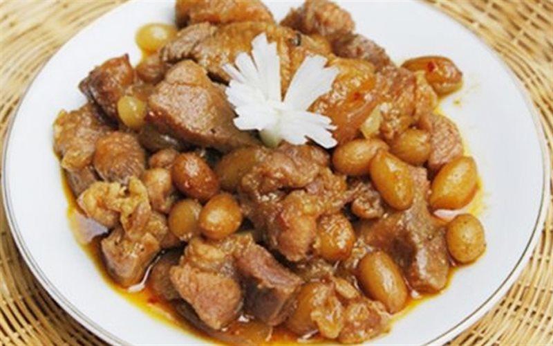 Cách Làm Thịt Heo Kho Đậu Phộng Đậm Đà Cho Bữa Cơm