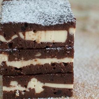 Cách Làm Bánh Chocolate Phô Mai | Xốp Mềm Rất Ngon