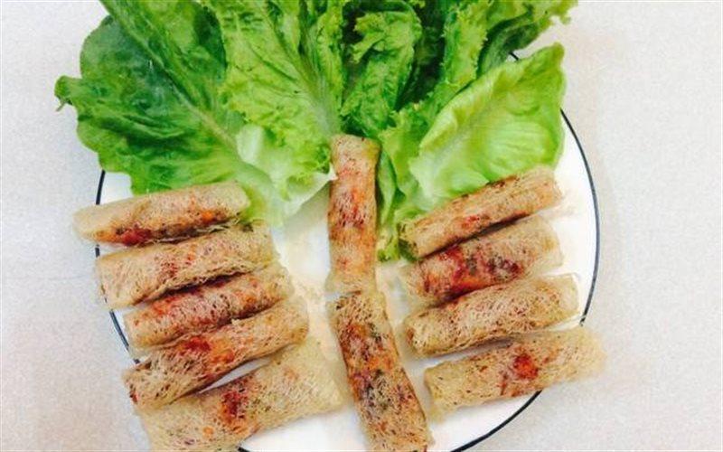 Cách làm Nem Cá Hồi kết hợp hương vị tây, ta cực hay ho