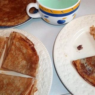 Cách làm bánh Crepes đậm chất Pháp