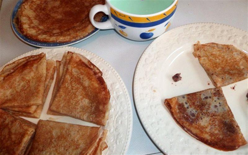 Cách Làm Bánh Crepes Đậm Chất Pháp Ngon Khó Cưỡng