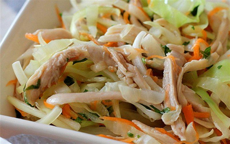 Cách Làm Gỏi Gà | Ngon Thấm Vị Cho Bữa Cơm Nhà