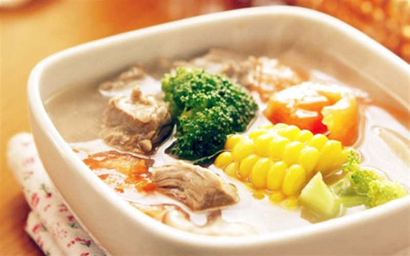 Cách làm Canh Thịt Bò Rau Củ bổ sung dinh dưỡng cho bữa ăn