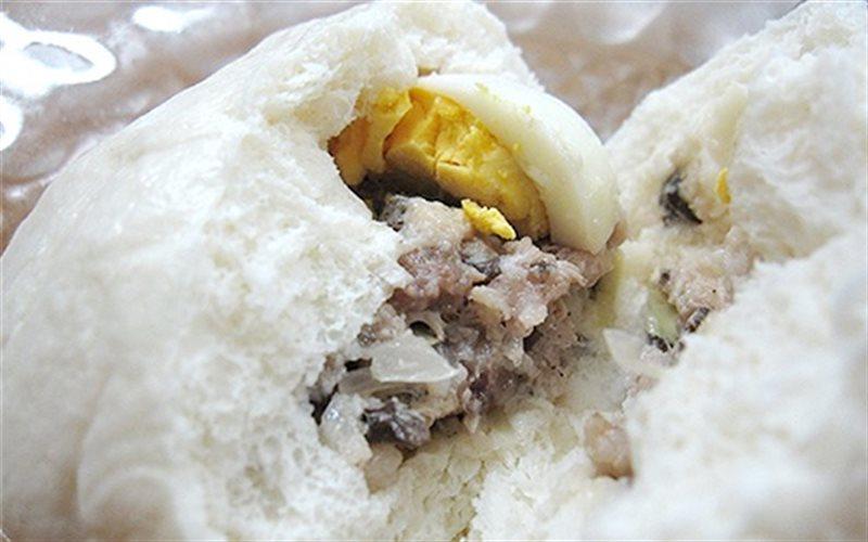 Cách Làm Bánh Bao Nhân Thịt Trứng Ăn Sáng Cực Ngon