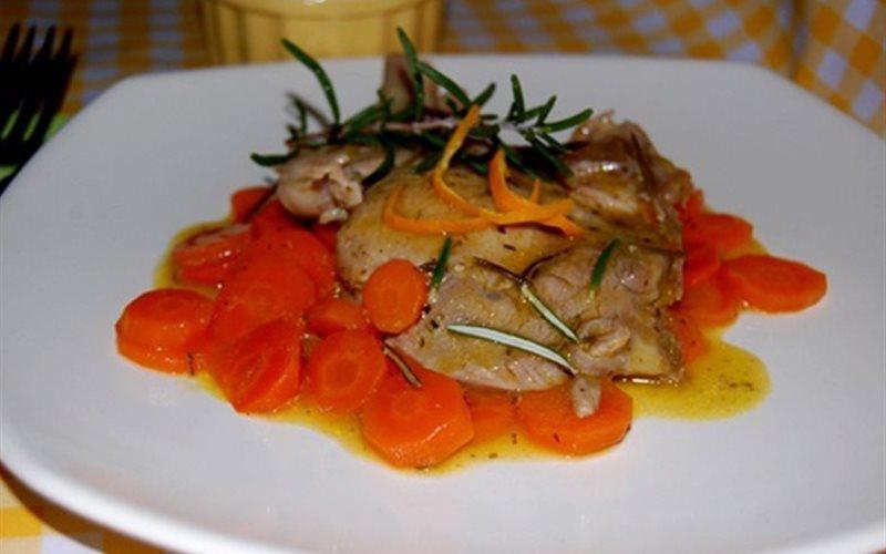 Cách làm Sườn Heo Nấu Nước Cốt Cam đổi món cho bữa cơm nhà