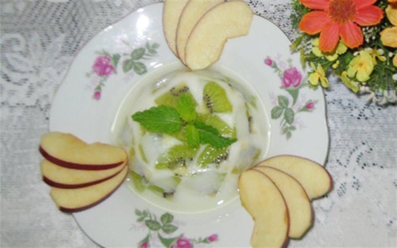 Cách Làm Rau Câu Kiwi Sữa Tươi Ngọt Mát, Dễ Ăn