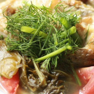 Cách làm Canh Cá Dưa Chua thanh mát và bổ dưỡng cực kì