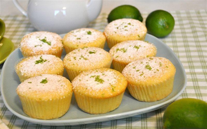 Cách Làm Bánh Cupcake Chanh Dừa Đơn Cho Cho Bé