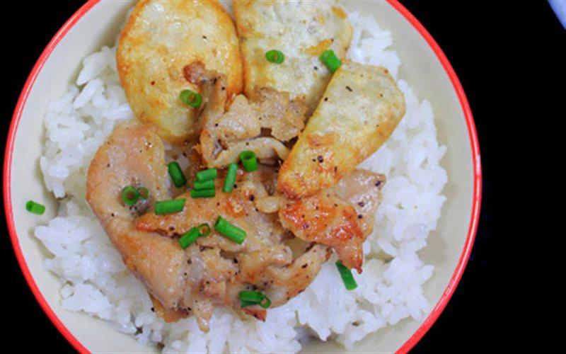 Cách làm Thịt Thăn Heo Xào Khoai Sọ mềm ngọt, ăn là ghiền