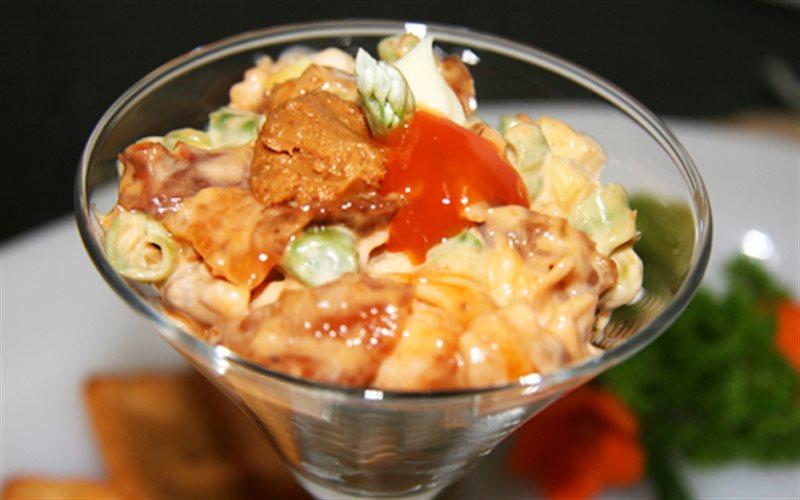 Cách làm Salad Gà Rau Củ cực thanh mát, giải nhiệt cực tốt