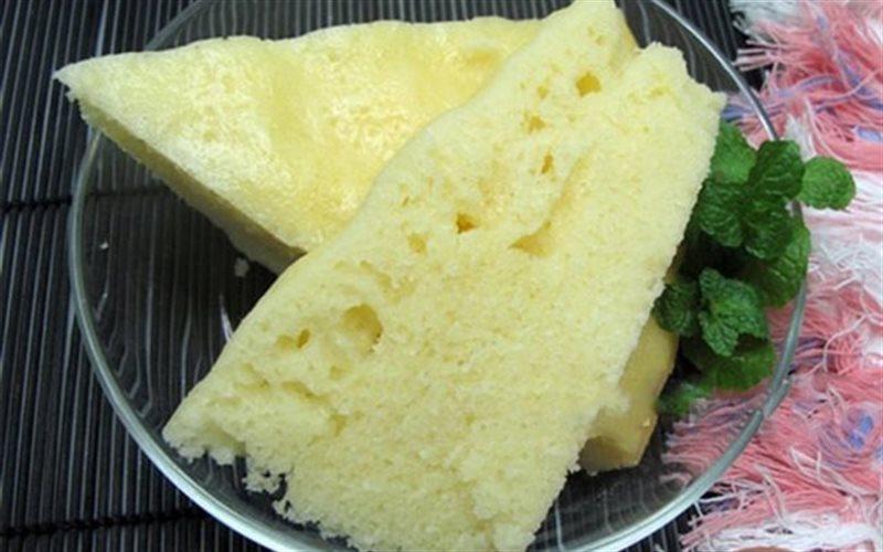 Cách làm Bánh Bò Hấp xốp mềm vừa béo vừa thơm ngon