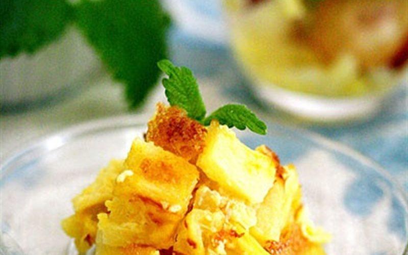 Cách Làm Bánh Thơm Mời Cả Nhà Ăn Vặt Ngon Miệng