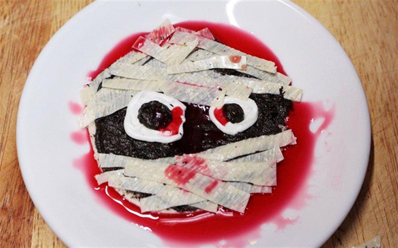 Cách Làm Zombie Sandwich Cho Buổi Tiệc Kinh Dị