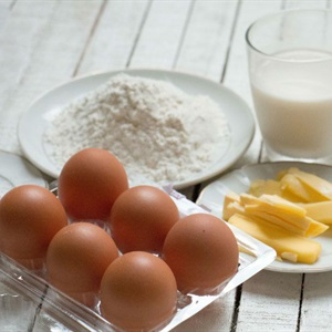 Bánh trứng Hàn Quốc