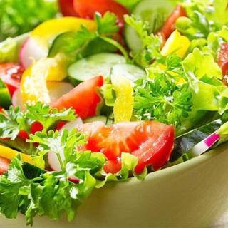 Cách Làm Salad Rau Trộn Sốt Mayonaise | Thơm Ngon