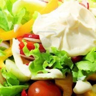 Cách làm salad rau trộn sốt mayonaise