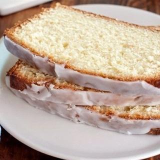 Bánh Poundcake chanh
