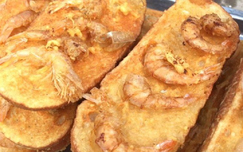 Cách Làm Bánh Mì Chiên Tôm Tươi Mời Cả Nhà Ăn Nhẹ