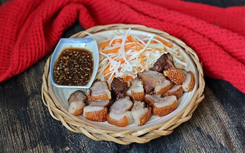 Cách làm Thịt Heo Chiên thơm ngon cho bữa cơm gia đình
